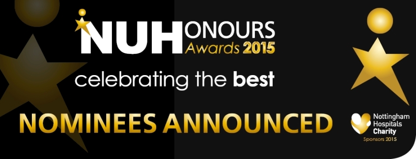 NUH Honours Awards 2015