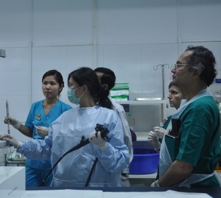 Endoscopy Training Program January 2017