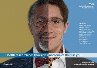 The NIHR two sides Campaign